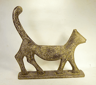 ANTIQUE CATS AND DOGS