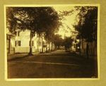 Antique original photograph of Nantucket