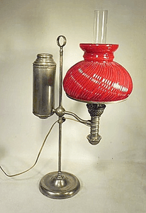 ELECTRIFIED LAMPS
