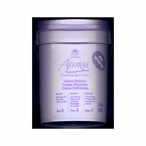 Affirm Creme Relaxer (Step 2)  8-LBS
