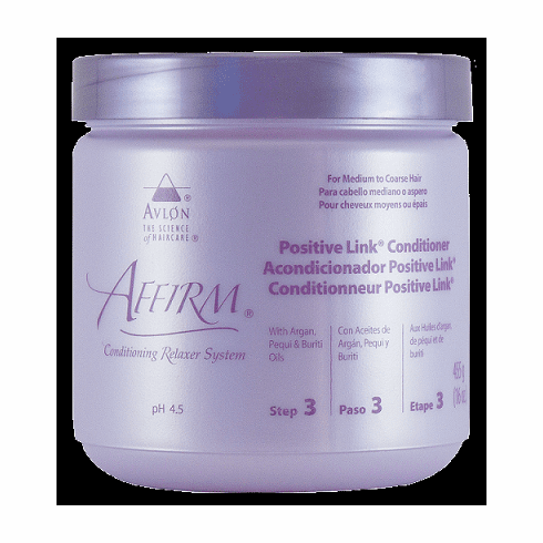 Affirm Positive Link Conditioner (STEP 3) 16 fl.oz