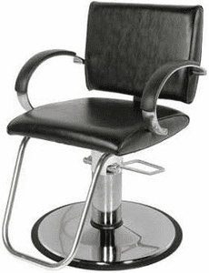 Collins 7400 Octave Styling Chair w/ Standard Base