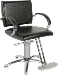 Collins 7400S Octave Hydraulic Styling Chair w/ Slim-Star Base