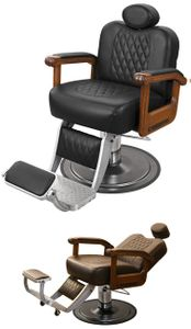 Collins B20 Full-Featured CAVALIER Barber Chair