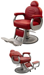 Collins B30 Full-Featured Bristol Barber Chair