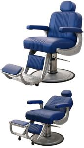 Collins B40 Full-Featured COBALT Barber Chair