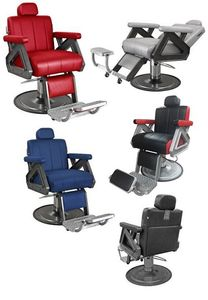 Collins B50 Full-Featured CALIBER Barber Chair