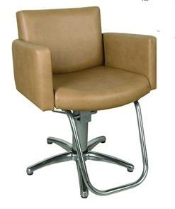 Collins  Cigno Styling Chair w/ Slim-Star Base 6900S