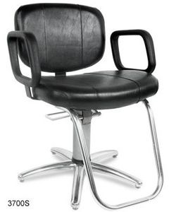 Collins  Cody Hydraulic Styling Chair w/ Slim-Star Base 3700S