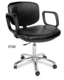 Collins Cody Task Chair w/ gas lift & casters 3740