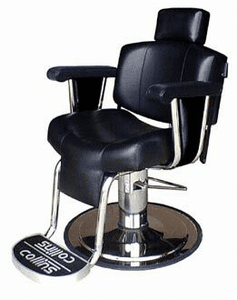 Collins Continental   Barber Chair #9010