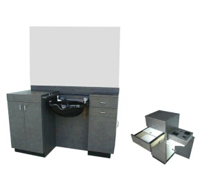 Collins  Continental Wet Booth Unit 900-60-1