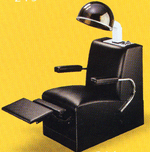 Collins: Deluxe Dryer Chair w/ Kick-Out  2750D