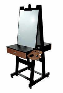 Collins: Easel Back-To-Back Portable Styling Station 794-29-2