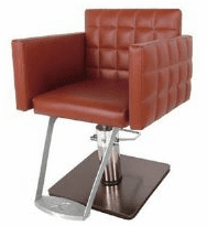 Collins   Nouveau Styling Chair w/ 20-20 Square Base 6800X