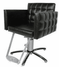 Collins   Nouveau Styling Chair w/ Slim-Star Base 6800S