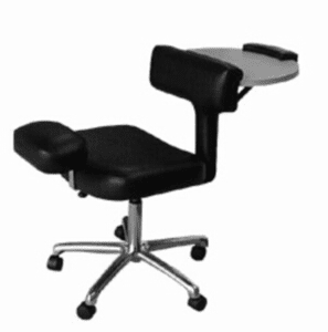 Collins: Pedi-Chable   Task Chair, Portable Nail Table, and Portable Pedicure Stool 2505