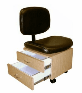 Collins: Pedi-Stool, for the professional 2510-18