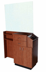 Collins QSE Deluxe 39Hi Styling Station,  5514-48