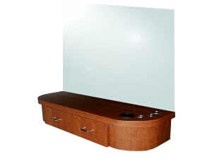 Collins QSE Deluxe Styling Station,  507-48