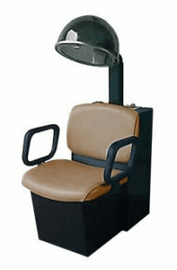 Collins  QSE Dryer Chair w/Comfort Aire Dryer  #1820D