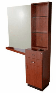 Collins QSE New Tower Styling Station,  5505-54