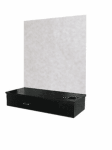 Collins QSE Wall Mounted Styling Station,  506-36