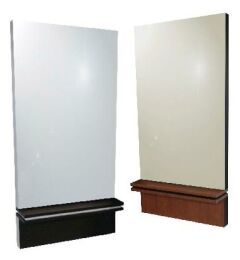 Collins QSEp Wall- Mounted Mirror Frame w/30x48 Mirror, 404-30