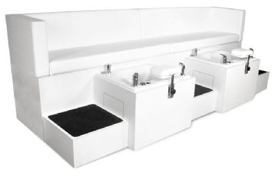 Collins: Special Order TWIN Pedicure  Unit  71014.477