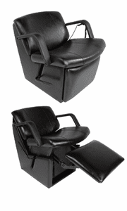 Collins  The Magnum XL Electric Shampoo Chair 8282 w/ Lumbar Heat & Three Zone Massage 10824