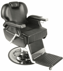 Collins Tradition Hand Pump Barber Chair  9075
