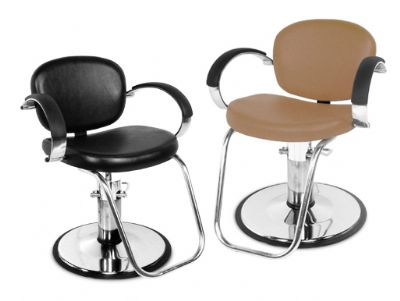 Collins  Valenti Hydraulic Styling Chair 1300