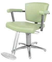 Collins: Vittoria Hydraulic Styling Chair w/ Slim-Star Base 7600S