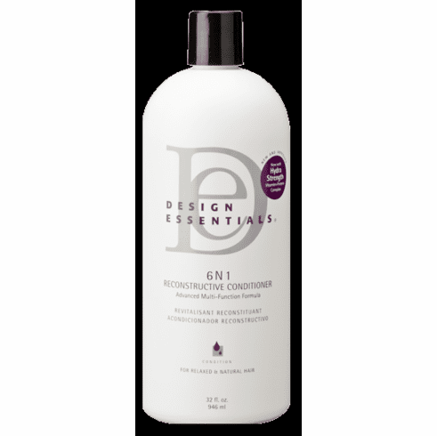 Design Essentials 6-N-1 Reconstructive Conditioner 32 fl.oz