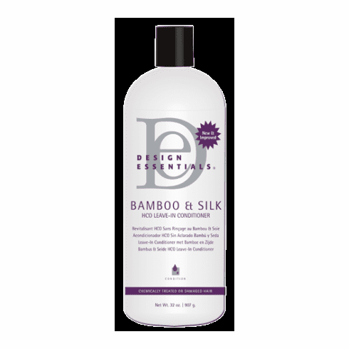 Design Essentials Bamboo Silk Hco Leave In Conditioner 32 Floz At