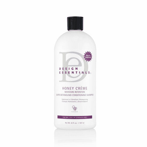 Design Essentials Honey Crème Moisture Retention Shampoo 32 fl 0z.