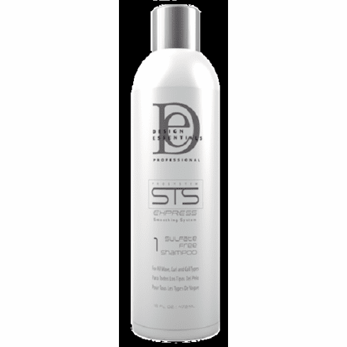 Design Essentials STS Express Cleansing Sulfate-Free Shampoo 16 fl.oz