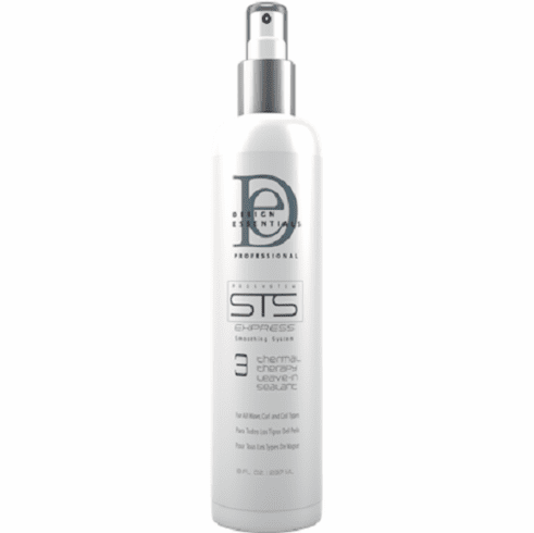 Design Essentials STS Express Thermal Therapy Leave In Sealant, 8 fl. oz. - Step 3