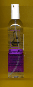 Designer Touch:   Glistening Gloss With Shea Butter 8oz