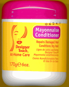 Designer Touch: Mayonnaise Conditioner 6oz