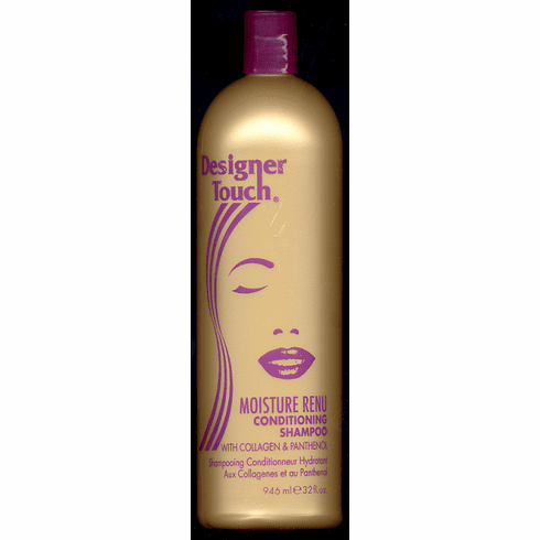 Designer Touch:  Moisture Renu Conditioning Shampoo 32fl.oz