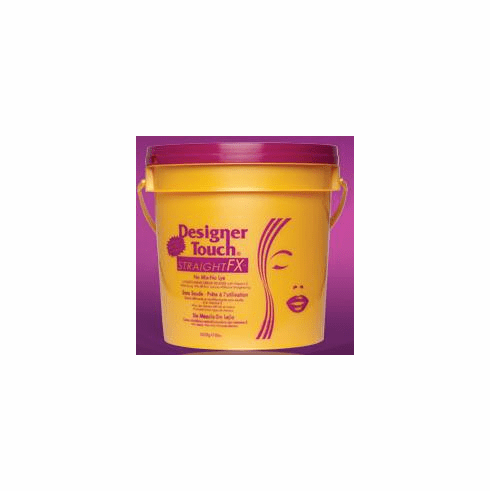 Designer Touch: Straight FX No Mix-No Lye Conditioning Creme Relaxer 8 lbs.