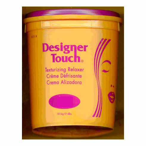 Designer Touch:  Texturizing Relaxer 4 lbs.