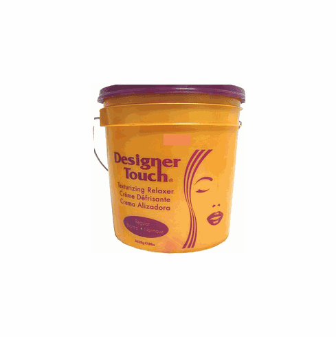 Designer Touch:  Texturizing Relaxer  8 lbs (Regular)