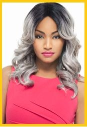 Foxy Lady Collections J Part Lace Front Wigs