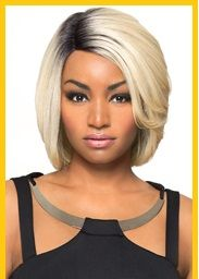 Foxy Lady Lace Front Synthetic Wig (Caroyln)
