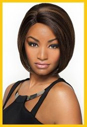 Foxy Lady Lace Front Synthetic Wig (Monica)