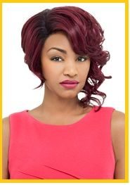 Foxy Lady Lace Front Wig (Daisy)
