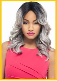 Foxy Lady Lace Front Wig (Dylan)