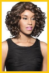 Foxy Lady Lace Front Wig (H/B Welsh)